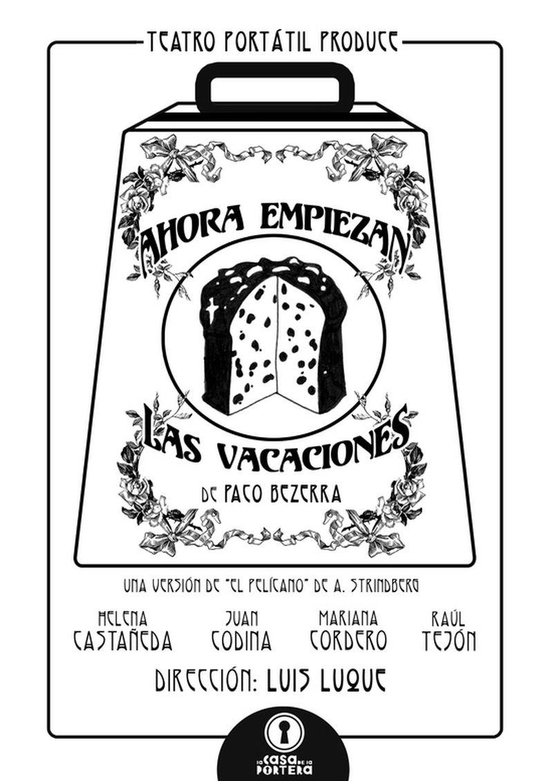 image: My posters /Ahora empiezan las vacaciones by octavioterol