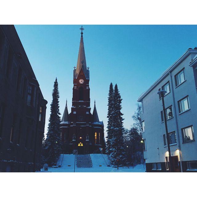 image: Mikkeli. Finland by annagr