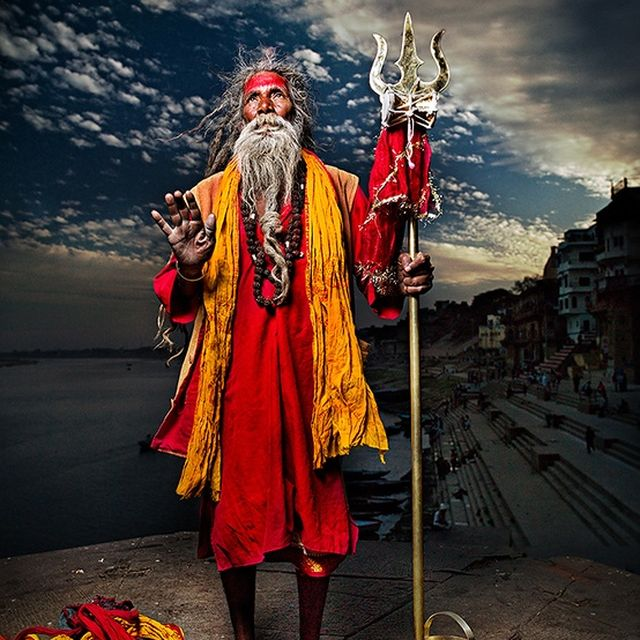 image: Yogi Vanarasi by monsieur-traveler
