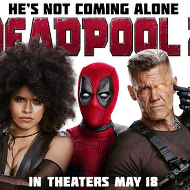 image: Deadpool 2 Movie Review by afdah