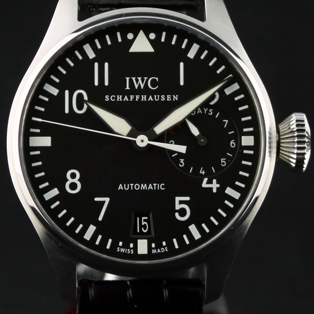 image: IWC BIG PILOT by moisesmm10