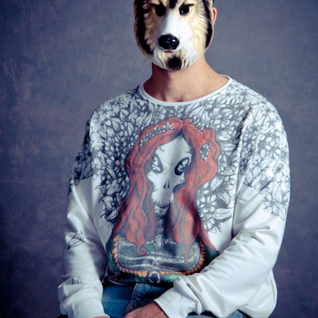 image: sweater muertecita by alej by malo