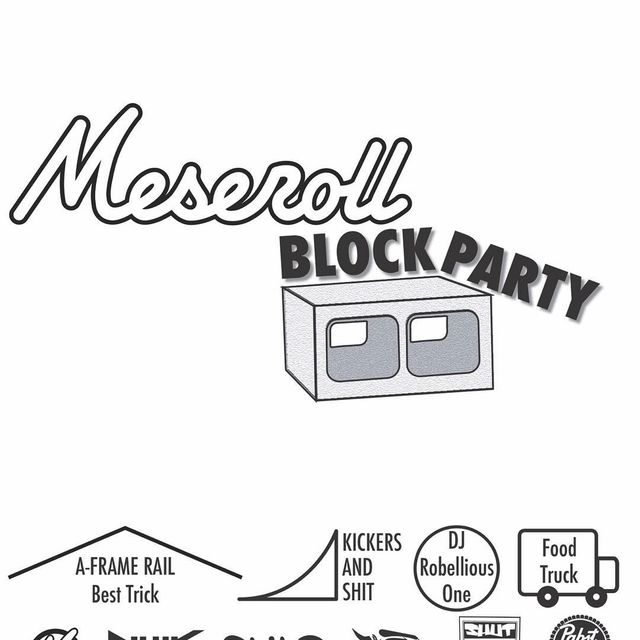 image: This Saturday. Come hang if you're in the area ?@meserollshop @cultcrew by danfoley