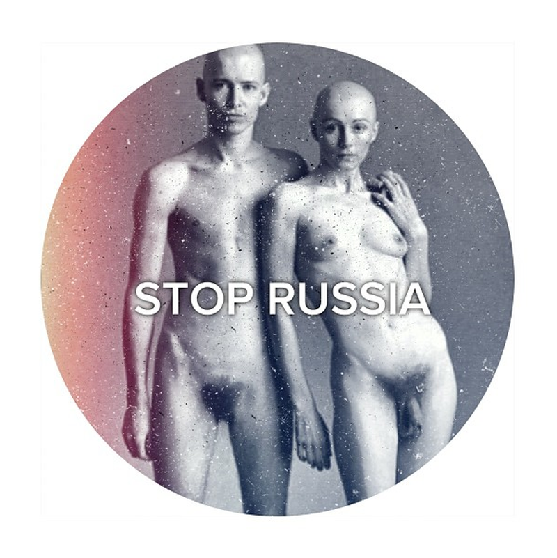 image: STOP RUSSIA by -rey-