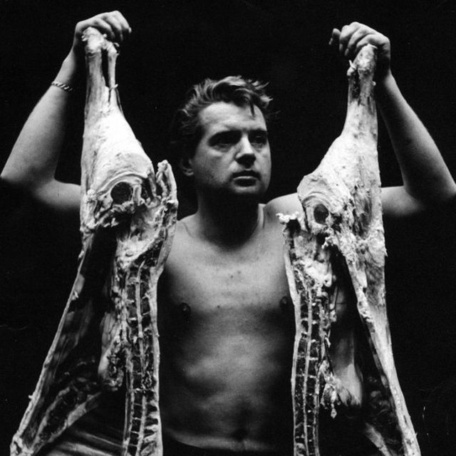 image: Francis Bacon by dinacomm