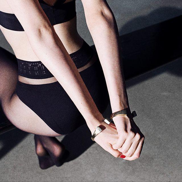 image: Bermeitinger for YSL by elenagallen