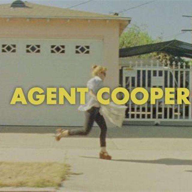 video: Russian Red - Agent Cooper (Trailer) by codec