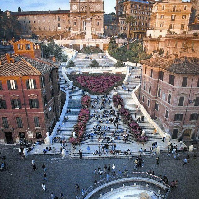 image: Piazza di Spagna - Rome by karl