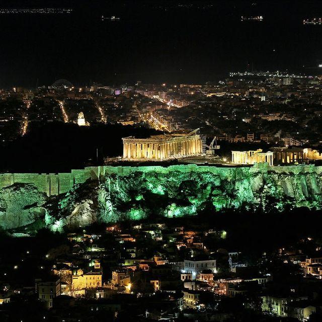 video: Acropolis timelapse by karl