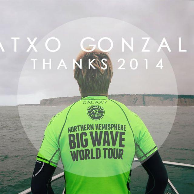 video: NATXO GONZALEZ - THANKS 2014 by natxo