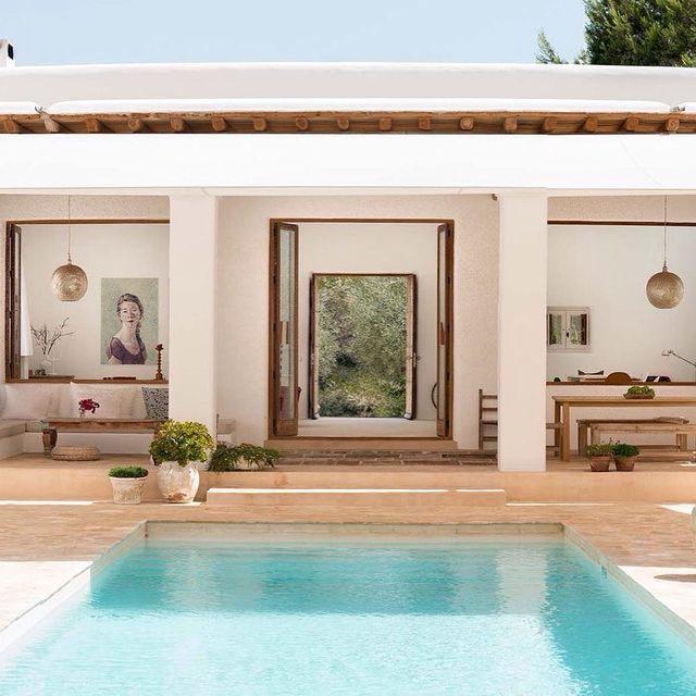image: ¿Que mejor que esto para el calor? #casas #lugares #decoracion by miespacioparasonyar