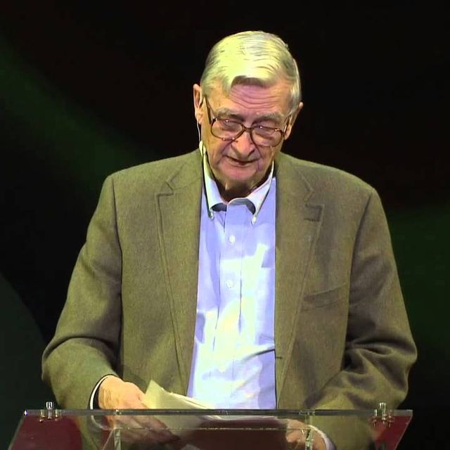 video: E.O. Wilson: Advice to young scientists by Selbor
