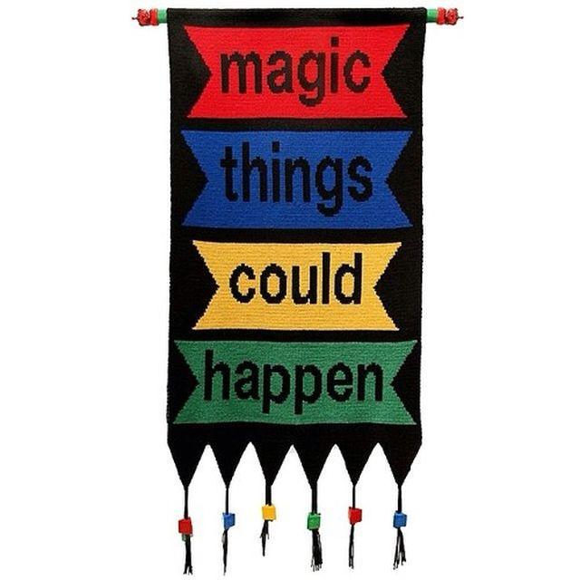image: #magicthingscouldhappen by senyorpablo