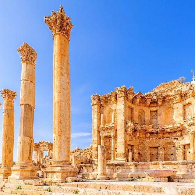 image: Amazing Magnetism of Amman Tours and Madaba In Jordan by Obeidat Olivia - Infogram by ObeidatOlivia