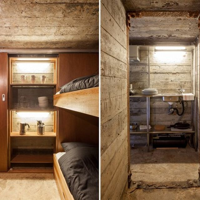 image: A Creative Architect Turned this Old Bunker into a V... by mundanebeige