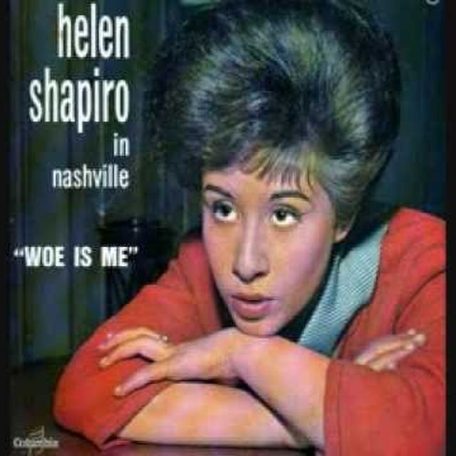 video: Helen Shapiro - Woe Is Me - 1963 45rpm by carla_gerfeld