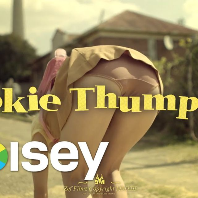 video: Cookie Thumper by balmyboard