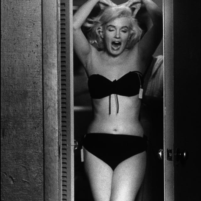 image: unseen marilyn photos by samysocial