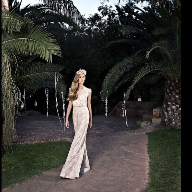 image: Bridal Trends 2014: Jumpsuits by sonia-fashionforward