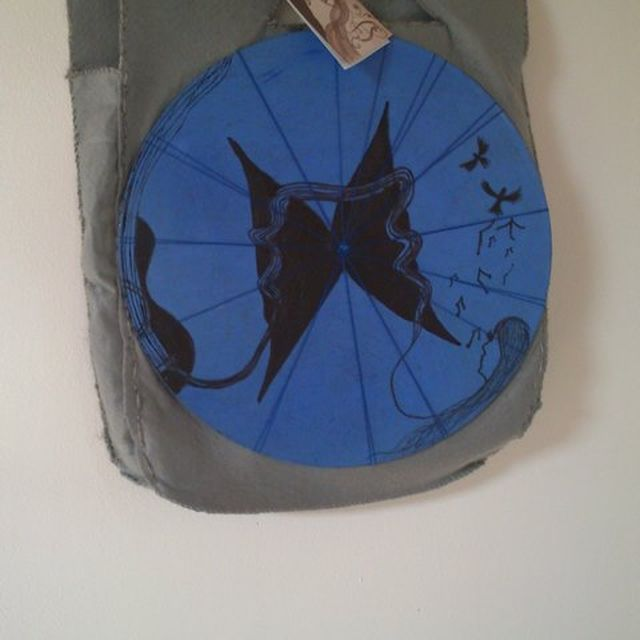 image: butterfly  bag by byi