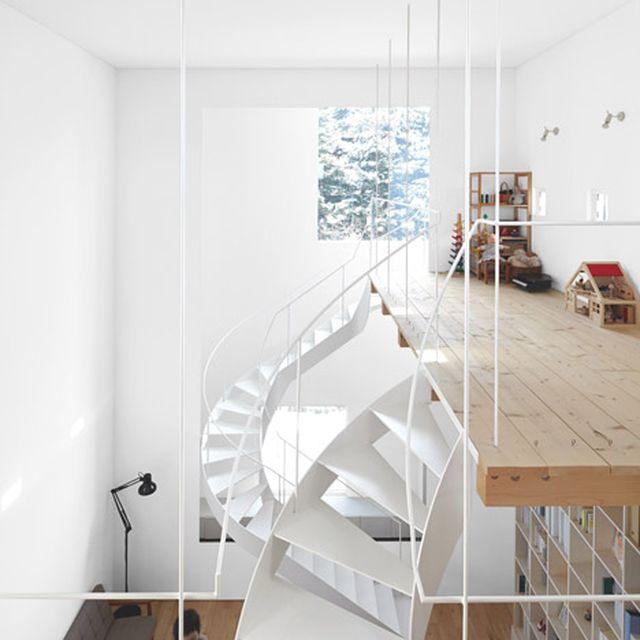 image: Jun Igarashi's Case house by pattercoolness