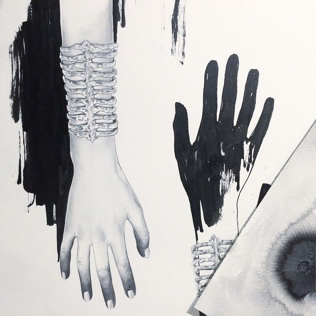 image: archive sketches from the collab with @bjorgjeweller... by esra_roise