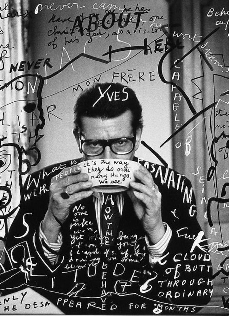 image: Yves Saint Laurent by danielgc