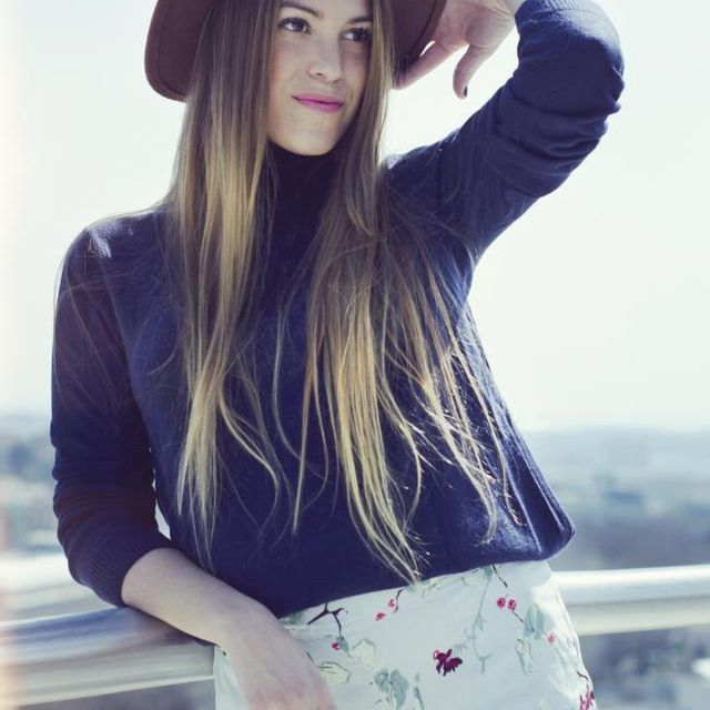 post: HIGH UP IN MADRID WITH FREE PEOPLE by driftingnomad
