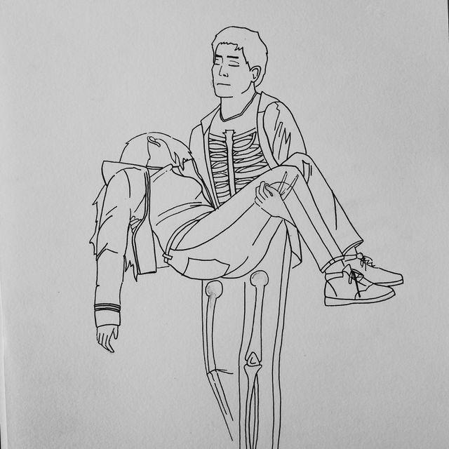 image: Donnie Darko by sara_hita