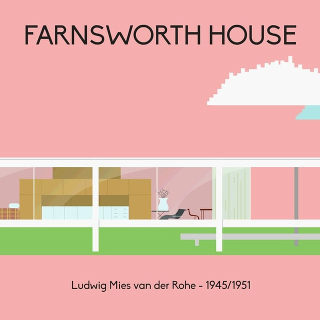 video: Iconic Houses on Vimeo by projectf4