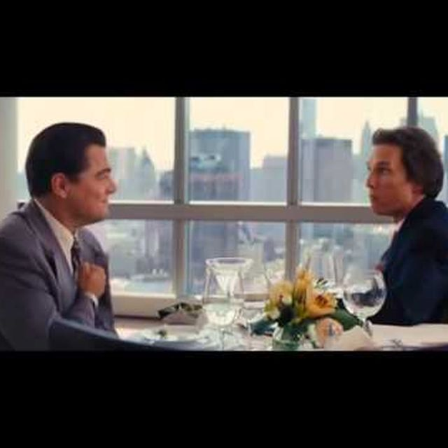 video: Wolf of Wall Street - Money Chant by scatterbrainer