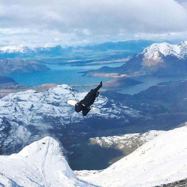 image: Welcomed to New Zealand  by zakhale