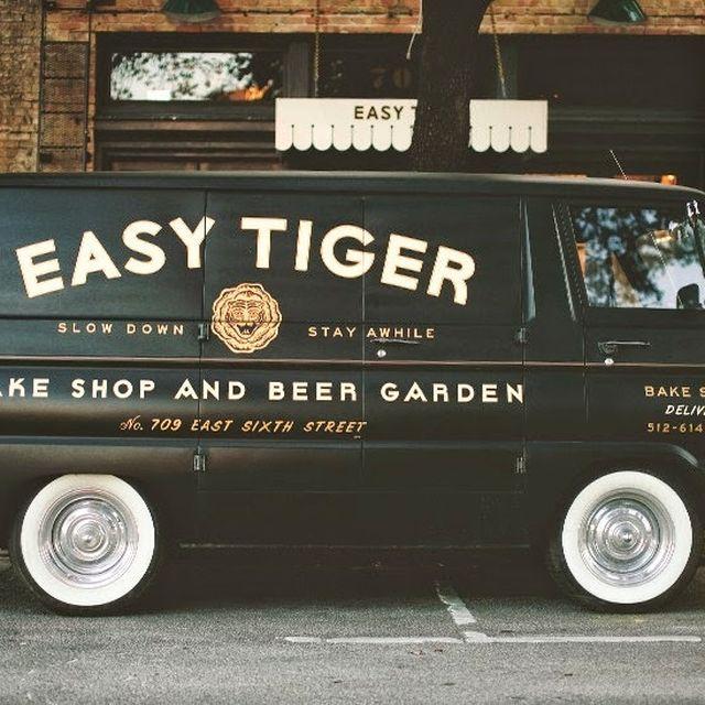 image: EASY TIGER by alexaccion