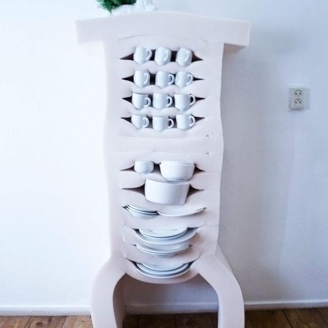 image: soft cabinets by studio dewi van de klomp by andreagenova