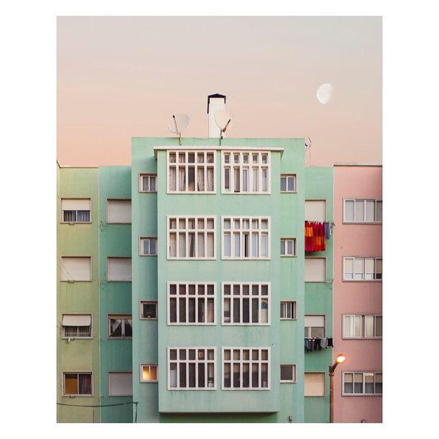 image: #lisboa ,... by matthieuvenot