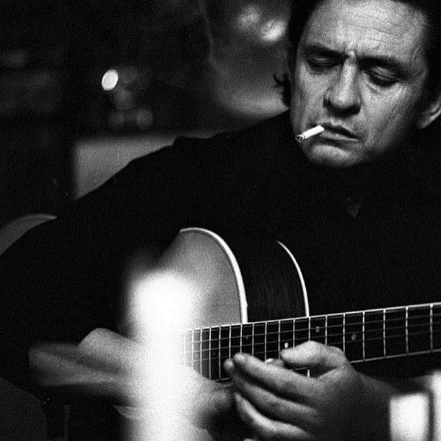 image: Johnny Cash,... by vintage_smokes