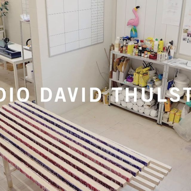 video: david thulstrup revisits the dining experience with ... by hallowedbronze