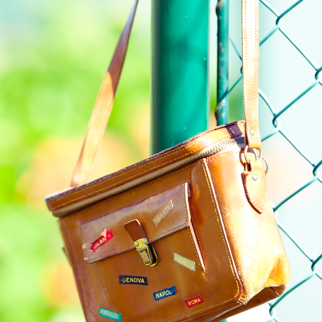 image: Vintage Traveller Bag by mel-rose-place