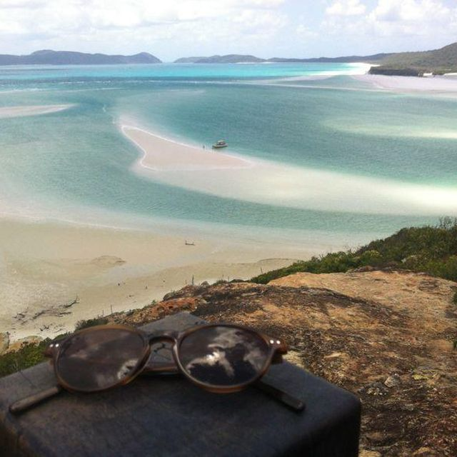 image: Whitehaven Beach - Great Reef (Australia) by Lord_Wilmore