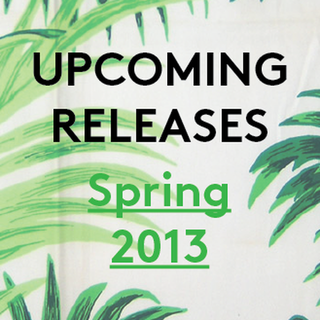 post: The Pitchfork Guide to Upcoming Releases in 2013 by sermonroy