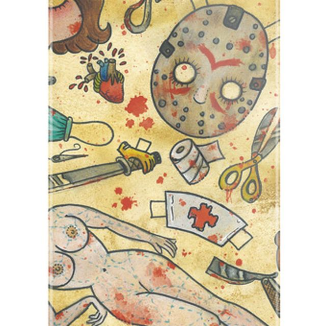 image: · LA VENUS DEL CHOPPED · PHONE CASE BY MAPYDH by mapydh