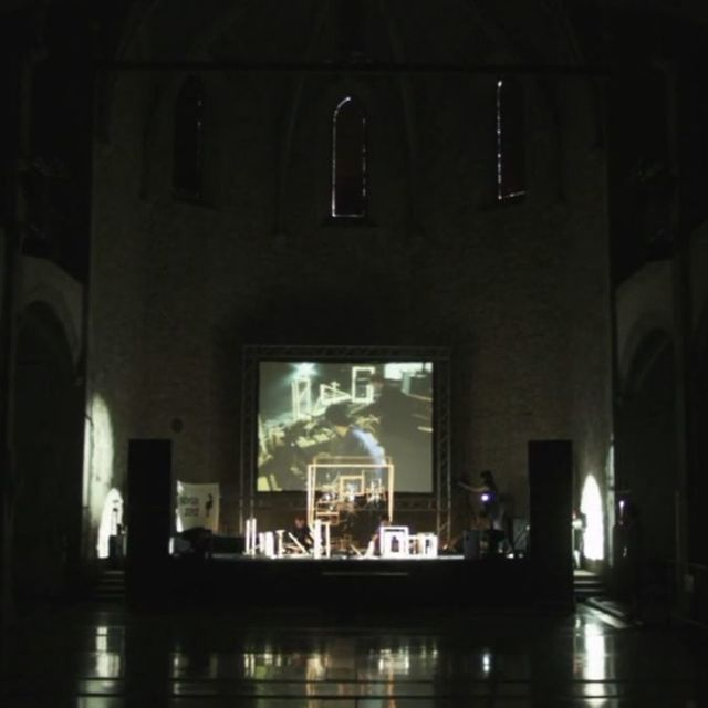 video: Live at Convent dels Àngels by loloysosaku