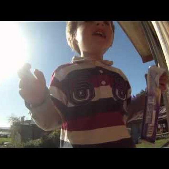 video: Cayetano y Kepa , buscando oro en Chile by patricia