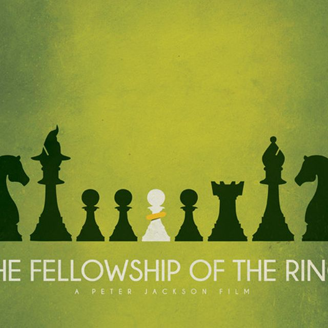 image: The Lord of the Rings by gustavo-cuellarl
