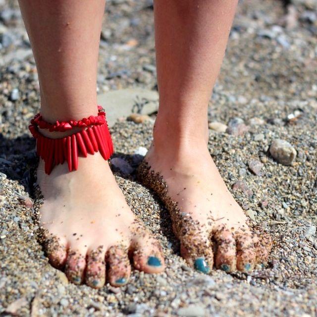 image: Beach side by blondbur