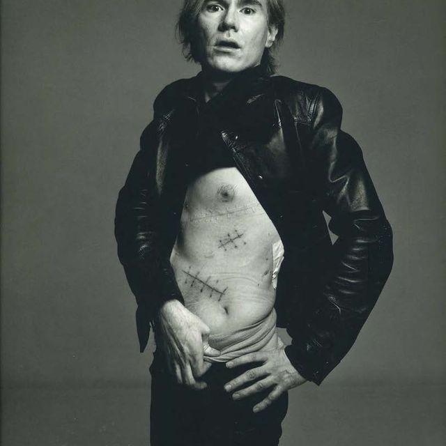 image: Andy Warhol by martinrush