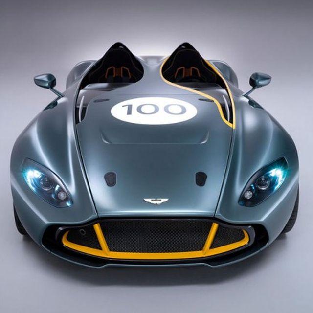 image: Aston Martin CC100 Speedster Concept by goyette