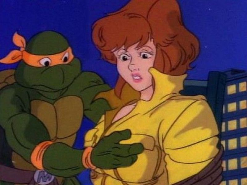 image: Pervert ninja turtle by paulojfutre