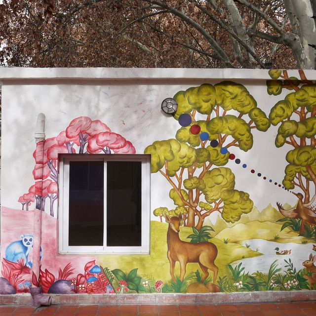 image: Mural I by regina