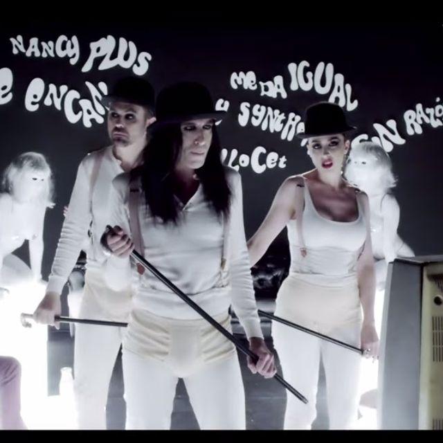 video: Nancys Rubias - Me encanta (I love it) by srliberal